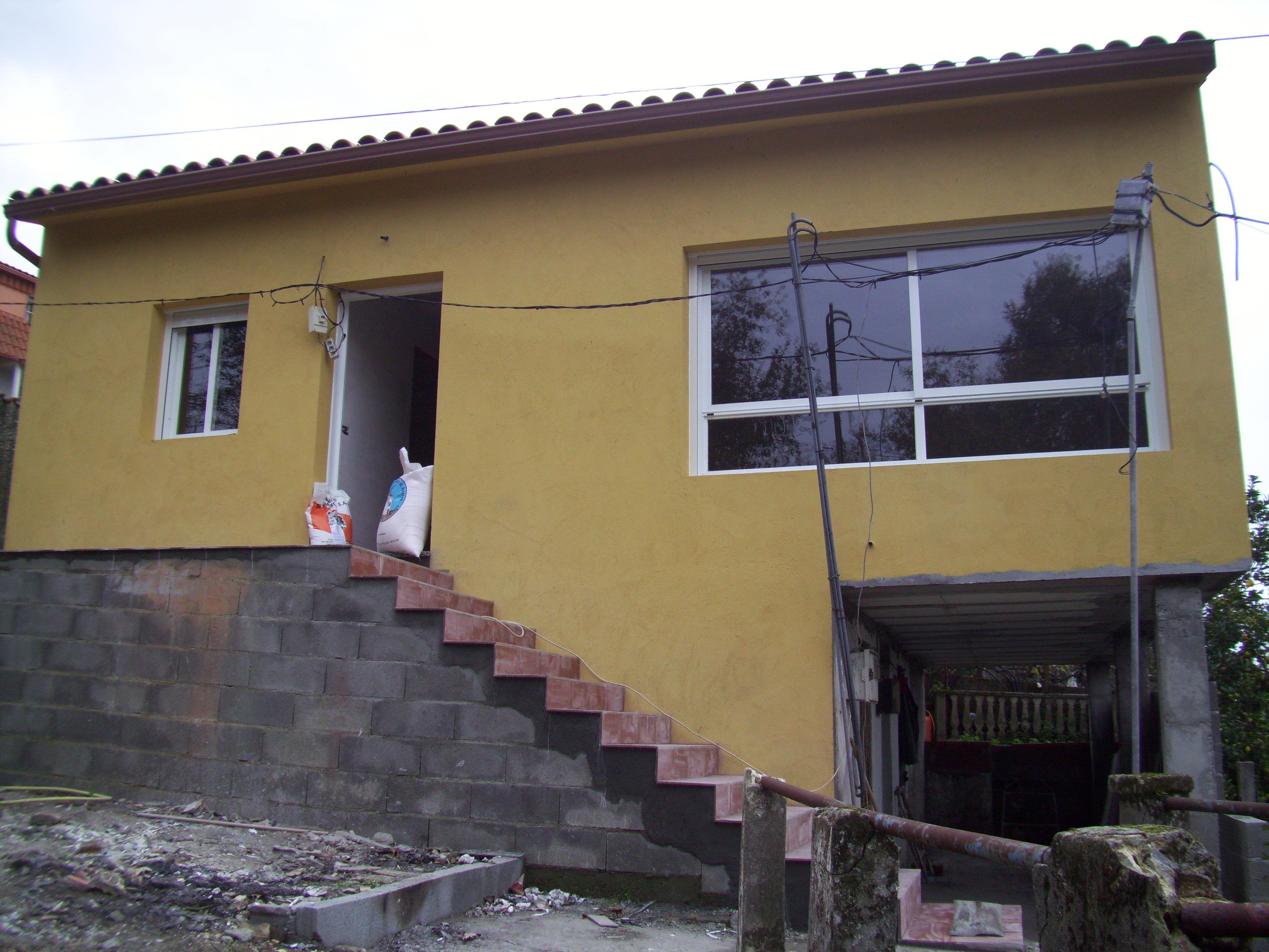 Trabajos Construcciones FS
