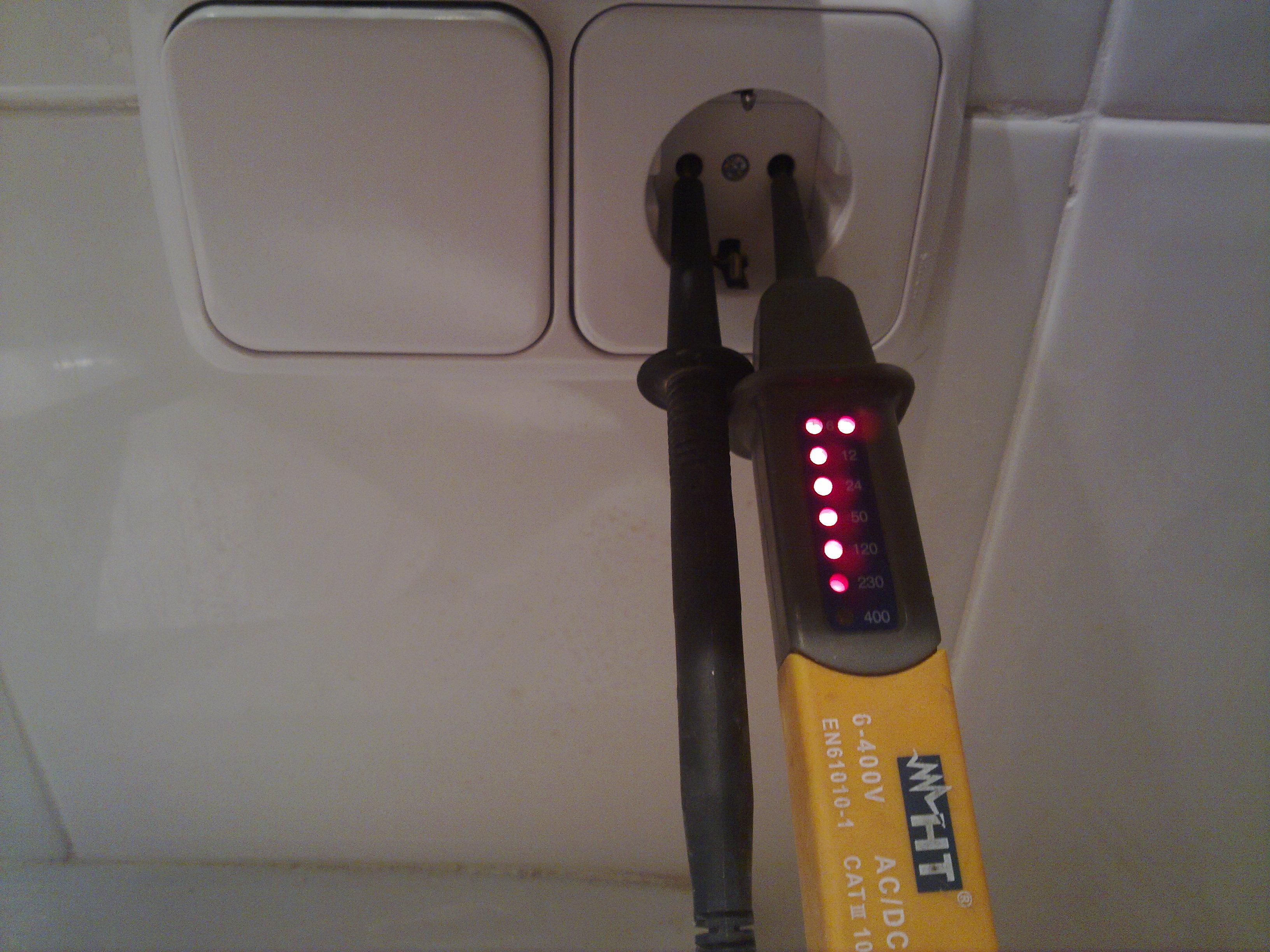 Trabajos Víctor Electricista autorizado